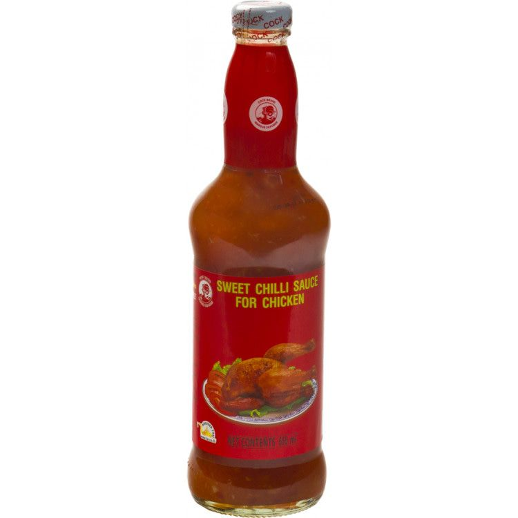 Cock Sweet Chilli Sauce Chicken 650 Ml Asianfoodlovers Com