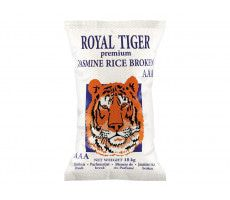 Jasmine Rice Broken 18 KG Royal Tiger