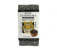 Royal Tiger Black Glutinous Rice