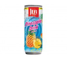 Pineapple Juice (with pulp) 240 ML