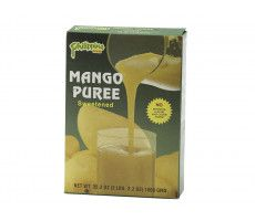 Mango Puree (sweetened) 1000 GR