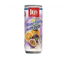 Mixed fruit drink 240 ML