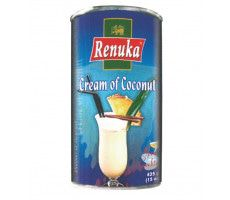 Cream of Coconut for Cocktails 15-17%Fat 400 ML