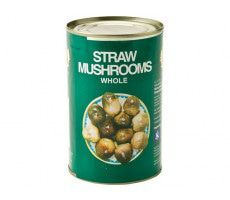Straw Mushrooms 425 GR