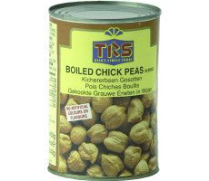 Boiled Chick Peas 400 GR