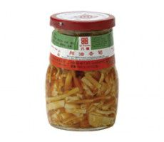 Salted Bamboo in Chili Oil 375 GR