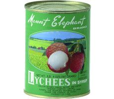 Lychees (in light syrup) 567 GR