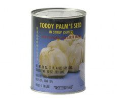 Toddy`s Palmseed (Sliced) (in syrup) 565 GR