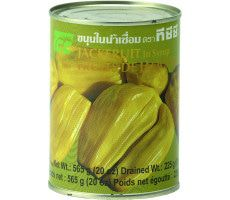 Jackfruit (in heavy syrup) 565 GR