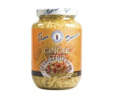 Ginger Strips 454 GR