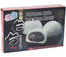 Mochi Japanese rice cake red bean 210 GR