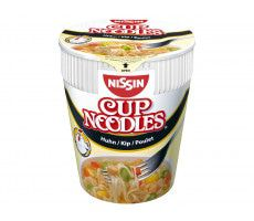Instant Chicken Cup Noodles 63 GR