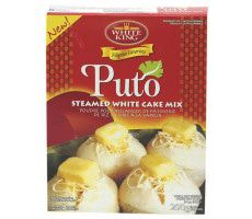 Puto (Steamed White Cake Mix) 400 GR