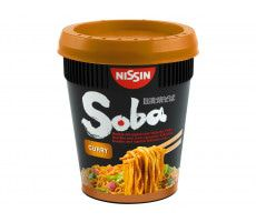 Curry Soba Noedels 88 GR