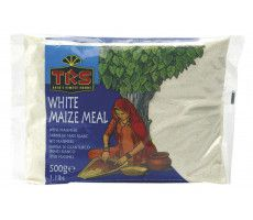 White Maize Meal (Corn Flour) 500 GR
