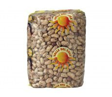 Cranberry beans dark speckled 900 GR