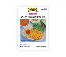 Satay Seasoning Mix (Marinade & Sauce) 100 GR
