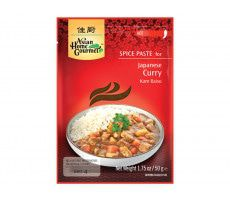 Japanese Curry 50 GR