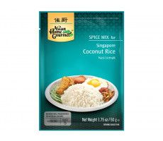 Singapore Coconut Rice Mix 50 GR