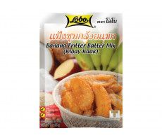 Battermix for banana fritter 85 GR