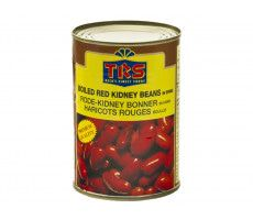 Boiled Red Kidney Beans 400 GR