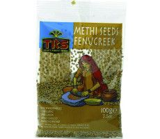Methi Fenugreek Seeds 100 GR