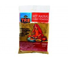 Madras Curry Powder (hot) 100 GR