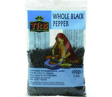Black Pepper (whole) 100 GR