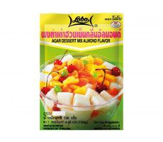 Almond Agar Dessert Mix 130 GR