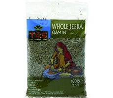 Jeera (Cumin, whole) 100 GR