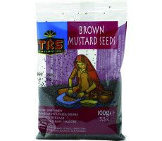 Brown Mustard Seeds 100 GR