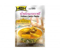 Yellow Curry Paste 50 GR