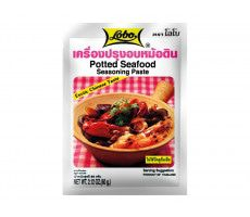 Potted Seafood Seasoning Paste 60 GR