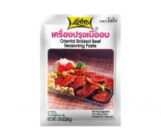 Oriental Braised Beef Seasoning Paste 50 GR