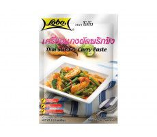 Chicken Curry Stir-Fry Sauce 60 GR