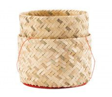 Bamboo Sweet Rice Box (