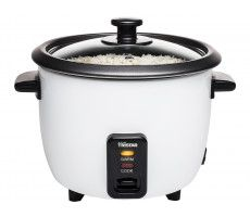 Electric Rice Cooker (0,6 l, white) 1460 GR