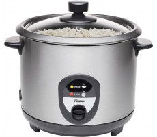 Electric Rice Cooker (1,5L stainl steel) 2400 GR
