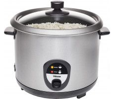 Electric Rice Cooker (2,2L stainl steel) 3440 GR
