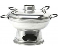 Chinese chafing dish (24 cm) 560 GR