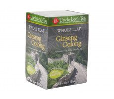 Oolong tea with ginseng 36 GR