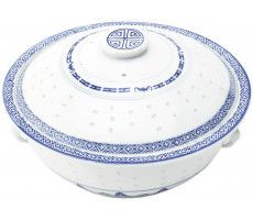 Soup Bowl & Cover 1200 GR
