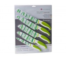 Knife set bamboo non-stick 5 St. 700 GR