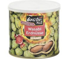 Crispy Wasabi coated Nuts 140 GR
