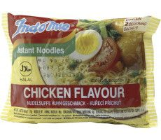 Instant Chicken Noodles 70 GR