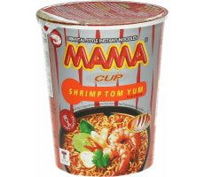 Instant Tom Yum Shrimp Noodles 70 GR