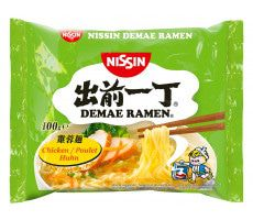 Demae Ramen Instant Chicken Noodles 100 GR