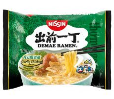 Instant Noodles Garlic Chicken 100 GR