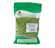 Green Rice Flakes (for desserts) 250 GR