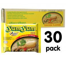 Instant Chicken Noodles - 30-pack 5400 GR
